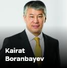 Kairat Boranbayev