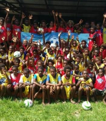 Just Play se mobilise pour la reconstruction du lycée Louis-Antoine de Bougainville au Vanuatu