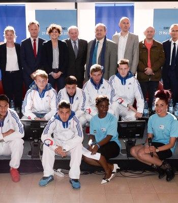 Euro Foot Jeunes lancé