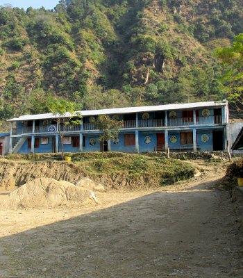 La Fondation UEFA pour l'enfance apporte une aide financière au programme de Play for Change au Népal