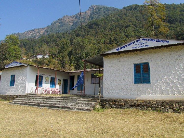 Prabhat Shanti Secondary School