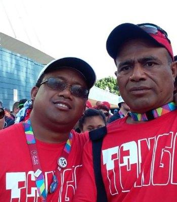 Le programme <b>« Just Play »</b> à Tonga récompensé