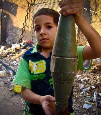 La Fondation UEFA pour l'enfance soutient  Spirit of Soccer en Irak