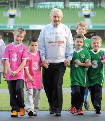 <b> Santé et intégration sociale </b> par le sport en Irlande