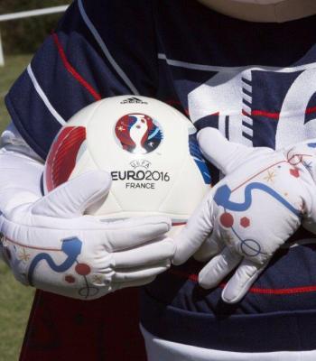 La Fondation UEFA pour l'enfance s'associe à l'UEFA EURO 2016
