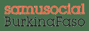 logo samusocial Burkina Faso