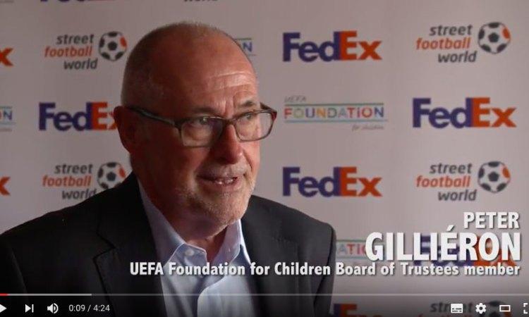 Interview de Peter Gilliéron
