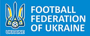 Logo de la Fédération de Football Ukrainienne