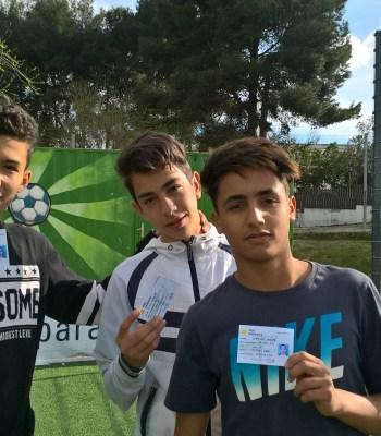 Les cartes d'accès favorisent l'intégration et le respect à Cañada Real