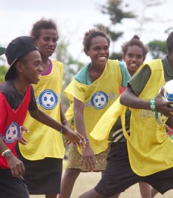 <b>Programme d'urgence Just Play </b>mis en place au Vanuatu