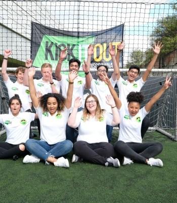 <b>Diversité dans le football</b>, voie vers le leadership