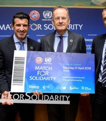 Match pour la Solidarité : vente de billets