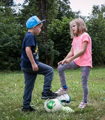 <b>Développement par le football</b> en République tchèque