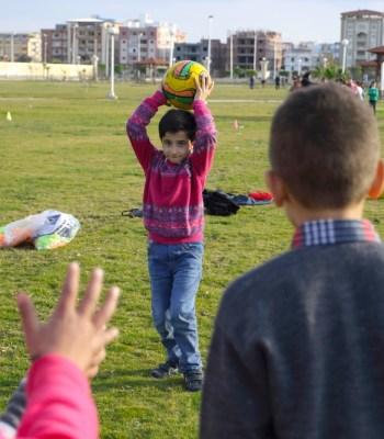 Children Activities, Activities in public garden, New Damietta