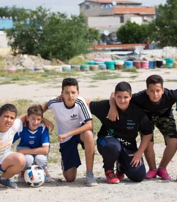 Football sans limites