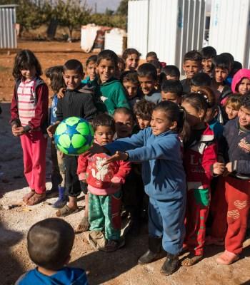 <b>Responsabilisation d'enfants réfugiés et marginalisés </b>au Liban et en Jordanie