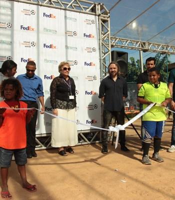 «Field in a Box» offre de nouvelles possibilités à de jeunes Brésiliens