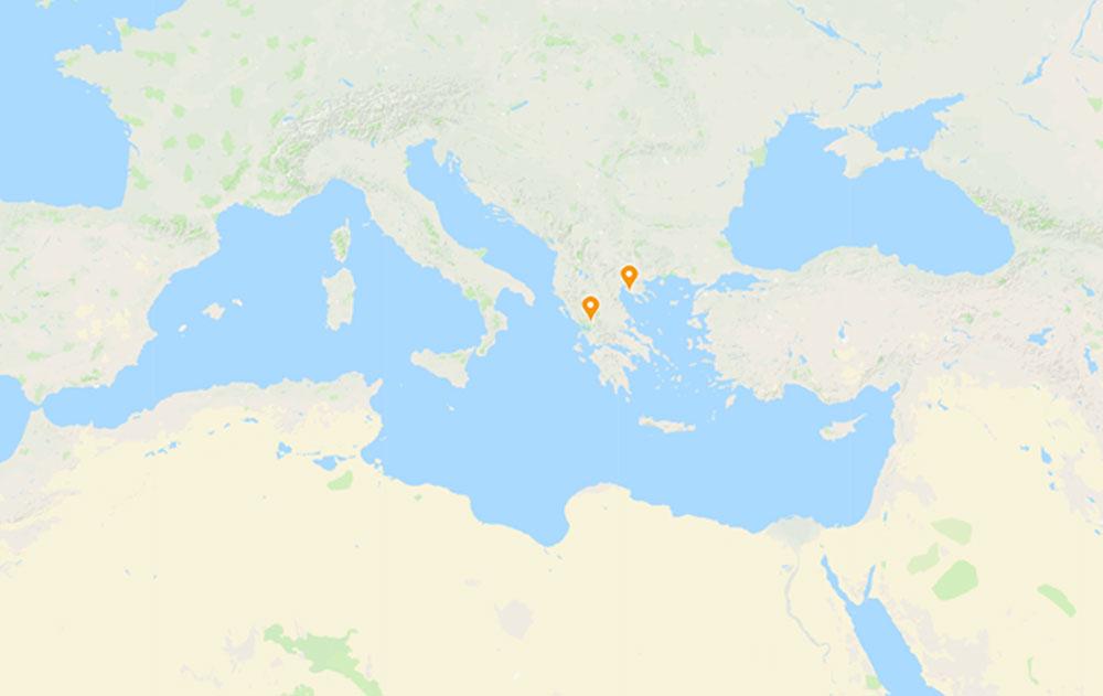 Crise humanitaire en Grèce