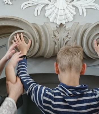 <b>Construire un avenir inclusive</b> pour les enfants déficients visuels