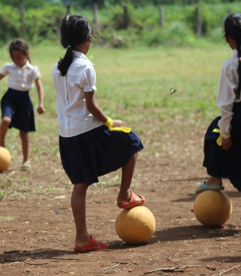 Football for Development – <b>programme après l'école</b>