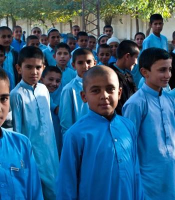 Soutien au système scolaire afghan