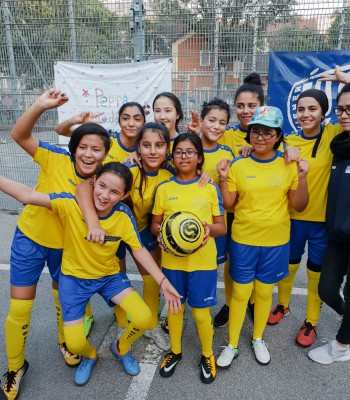 Football sans frontières