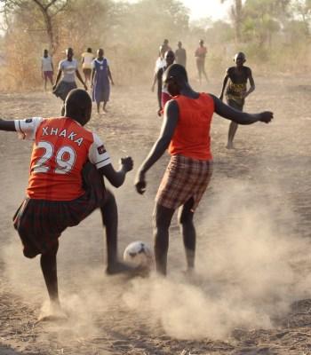 Children on the Move Uganda (enfants déplacés en Ouganda)