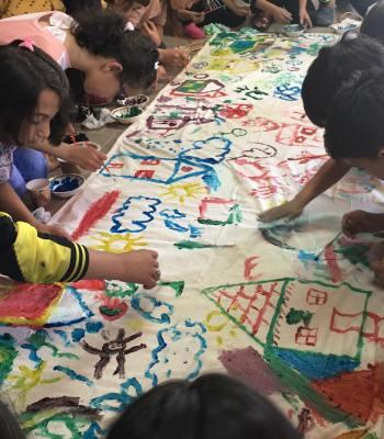 CREATE – Activités récréatives et extra-scolaires pour enfants grâce à l'éducation