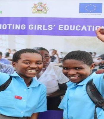 Malawian Youth Kicks Back