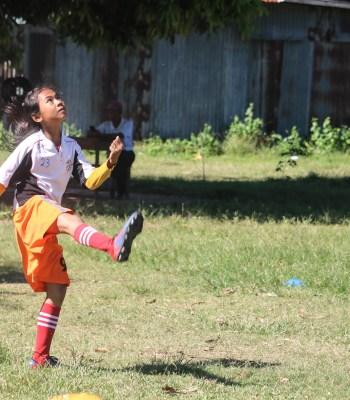 Football for Change : projet de sensibilisation