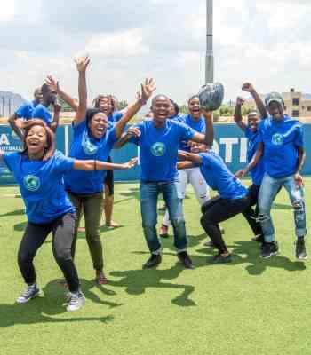 Good Health and Well-being through Football (Santé et bien-être par le football)