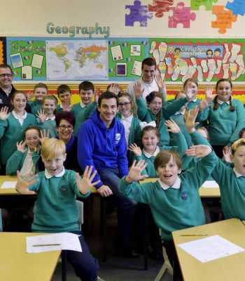 Everton in your Community