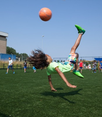 Le football : outil de défense des droits fondamentaux des enfants
