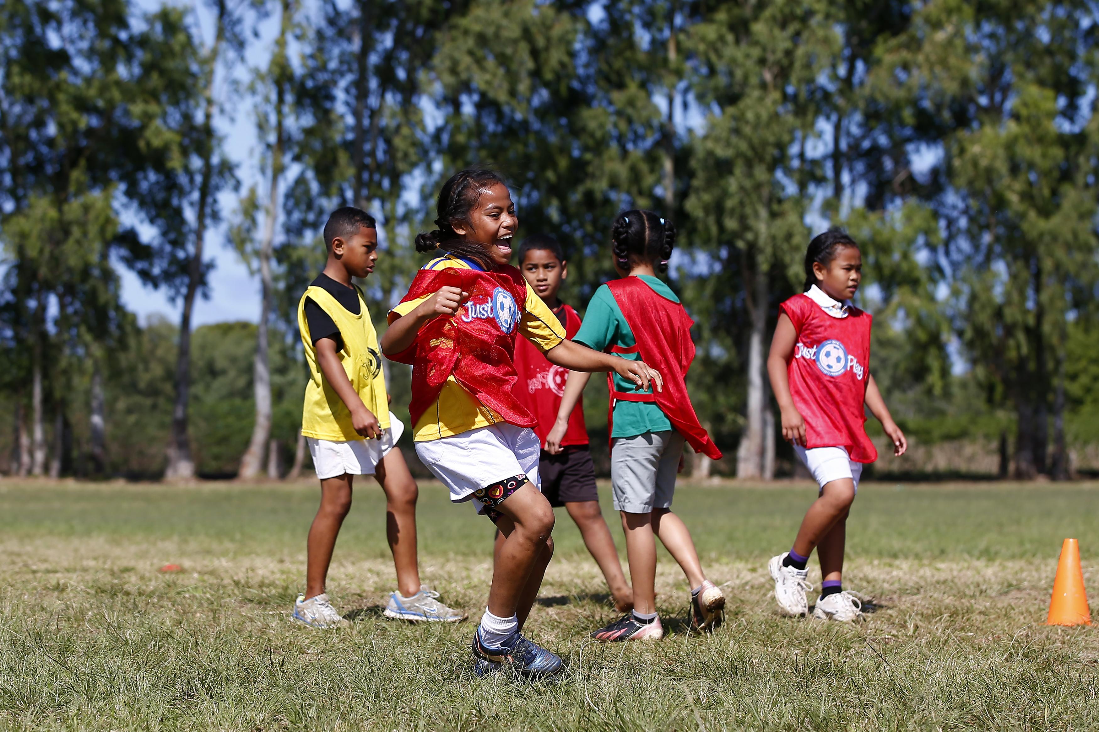 Just Play - Just Play Festival, Nuku'alofa, Tonga, Saturday 29th August 2015. Photo: Shane Wenzlick / www.phototek.nz