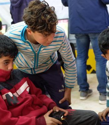 Refugees eSport Cup: le premier tournoi eSport dans les camps de réfugiés