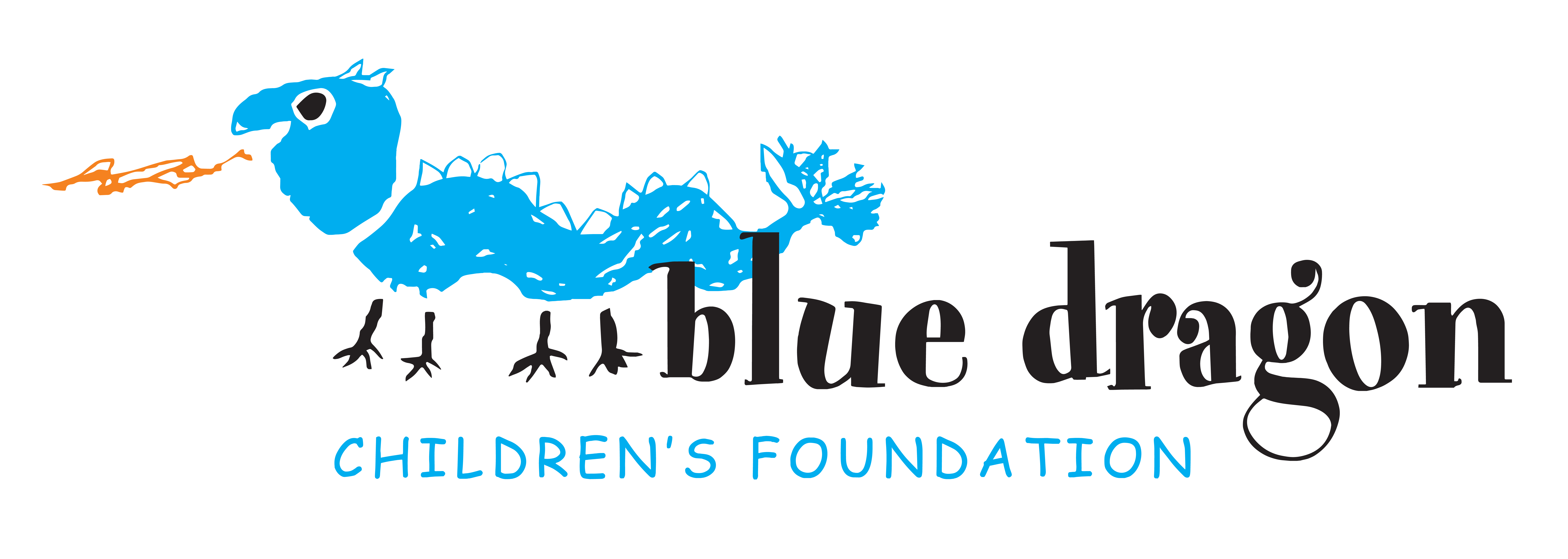 Logo - Blue Dragon Foundation