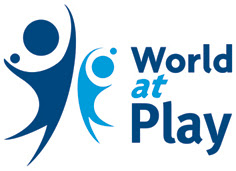 Logo World at play
