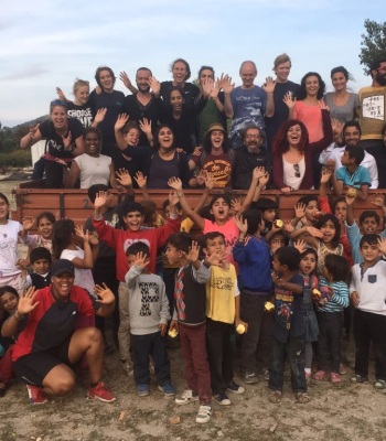 Activités sportives et jeux pour l'inclusion et l'intégration