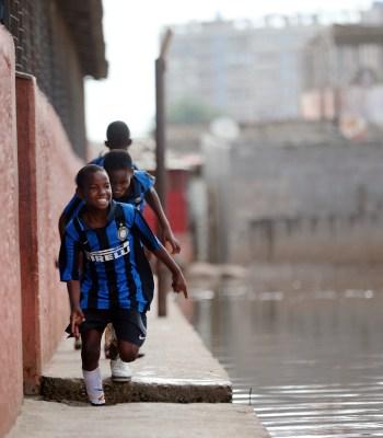Soutien de la Fondation UEFA pour l'enfance à des projets dans quatre pays d'Afrique subsaharienne