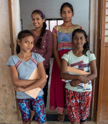 La Fondation UEFA pour l'enfance promeut l'éducation des filles à Mumbai
