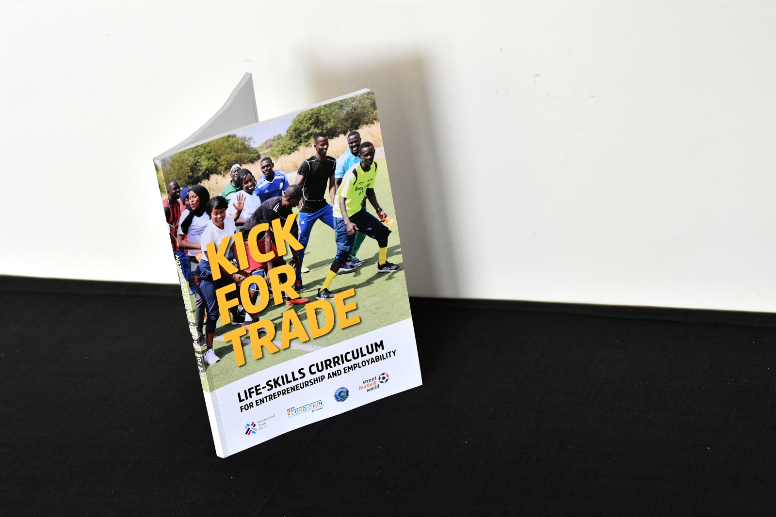 Kick for trade Launch