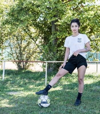 La Fondation UEFA réalise le rêve d'Hanya