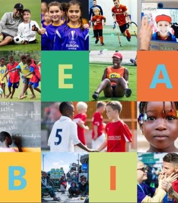 Comment la Fondation UEFA pour l'enfance a aidé plus de mille enfants à rêver en grand.