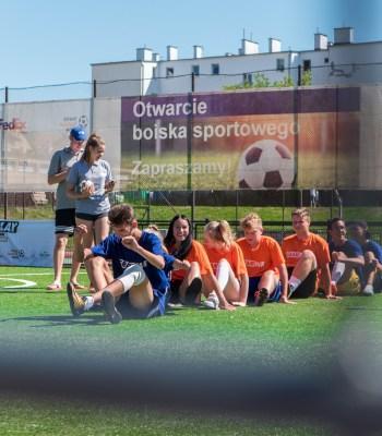 Football3 permet aux filles de s'affirmer
