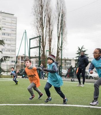 Création d'un centre de vacances et de formation pour 8'000 jeunes de Sport dans la Ville