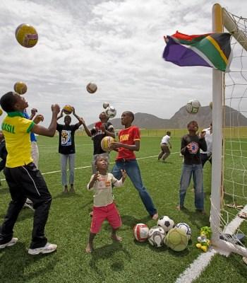 Programme de la fondation pour le football