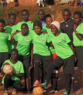 Le sport pour la résilience et l'autonomie