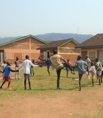 Renforcer la protection, les activités socioéducatives et la réinsertion sociale des mineurs vulnérables en République centrafricaine