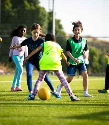Annonce des bénéficiaires des Prix 2021 de la Fondation UEFA pour l'enfance
